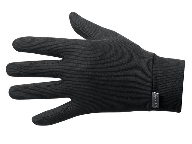 Odlo Warm Handschoenen zwart